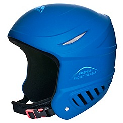 Trespass - Blue 'Belker' helmet
