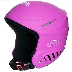 Trespass - Pink 'Belker' helmet