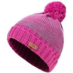 Trespass - Pink 'Florrick' beanie