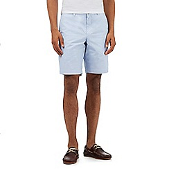 Ben Sherman - Blue striped shorts