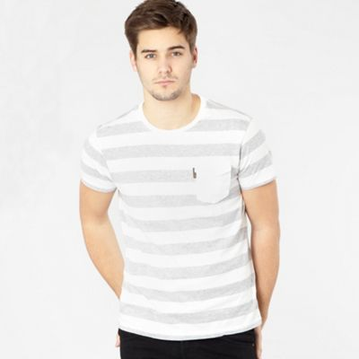 Off white block stripe t-shirt