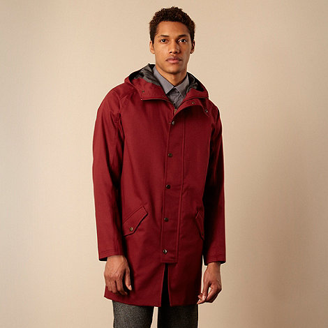 Ph.D - Red lightweight parka jacket