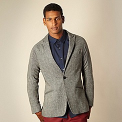 Ph.D - Grey wool blend blazer