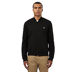 Fred Perry - Black bomber jacket