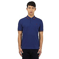 Fred Perry - Blue polo shirt