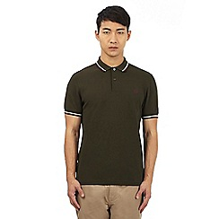 Fred Perry - Green polo shirt