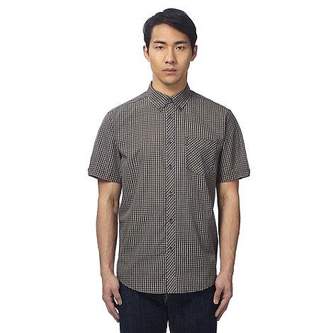 Ben Sherman Black Checked Shirt Debenhams