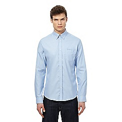 Ben Sherman - Light blue Oxford shirt