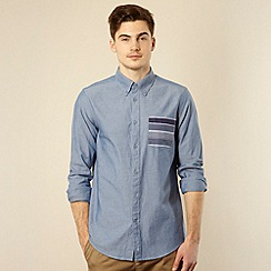 Ben Sherman - Blue chambray shirt