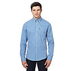 Ben Sherman - Blue gingham shirt