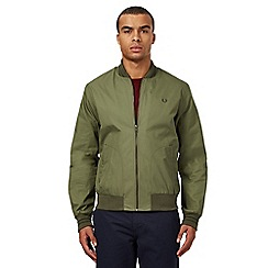 Fred Perry - Khaki bomber jacket