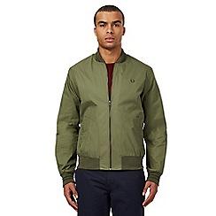 Fred Perry - Khaki bomber jacket