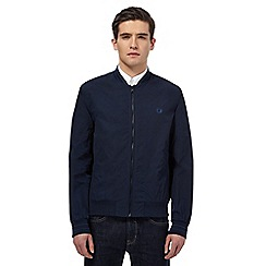 Fred Perry - Navy bomber jacket