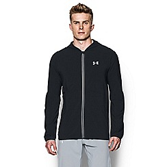 Under Armour - Black zip hoodie