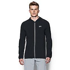 Under Armour - Black zip hoodie