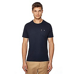 Ben Sherman - Navy chest pocket t-shirt