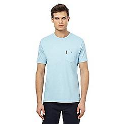 Ben Sherman - Light blue pocket t-shirt