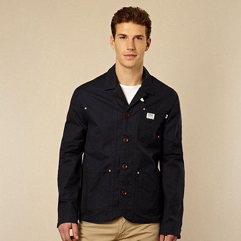 Farah 1920 - Navy +Work Wear+ canvas jacket