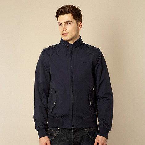 Schott - Navy slim bomber jacket