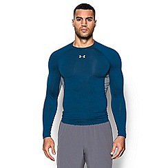 Under Armour - Navy long sleeved top