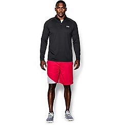 Under Armour - Black zip top