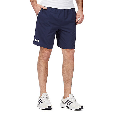 Under Armour - Navy sports shorts