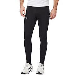 Under Armour - Black logo print leggings