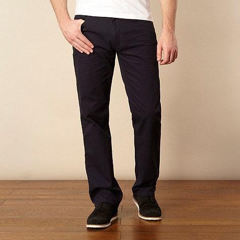 Ben Sherman - Navy cord trousers