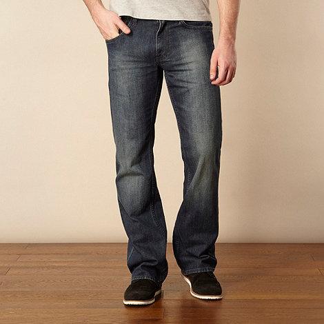 Ben Sherman - Blue bootcut jeans