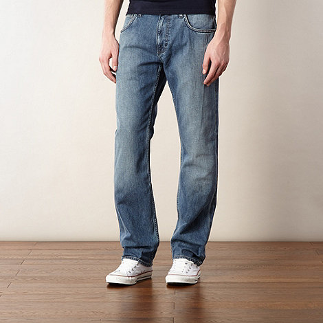 Ben Sherman - Blue straight leg jeans