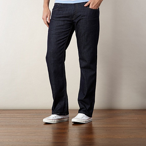 Ben Sherman - Dark blue straight leg jeans