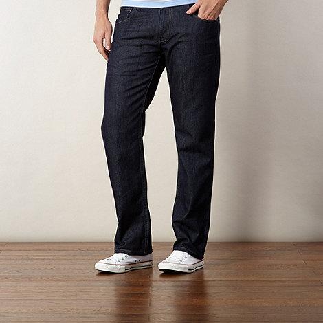 Ben Sherman - Dark blue straight leg jeans