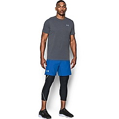 Under Armour - Blue 'Speed Stride 7' running shorts