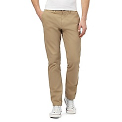 Ben Sherman - Natural regular fit chinos