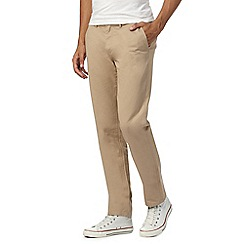 Fred Perry - Beige classic twill chinos