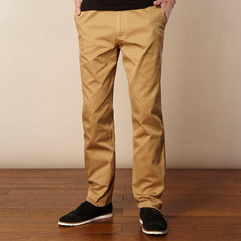 Fred Perry - Natural chinos