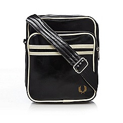Fred Perry - Black side bag