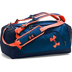 Under Armour - Blue 'UA Storm' undeniable backpack duffle bag