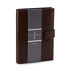 J by Jasper Conran - Brown leather diary