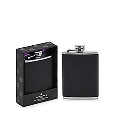 Jeff Banks - Stainless steel hip flask