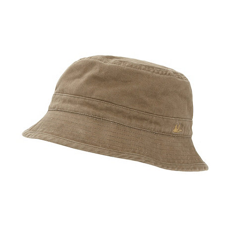 Mantaray - Grey reversible floral bucket hat