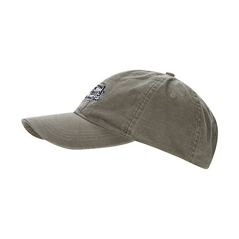 Weird Fish - Green bones logo baseball cap