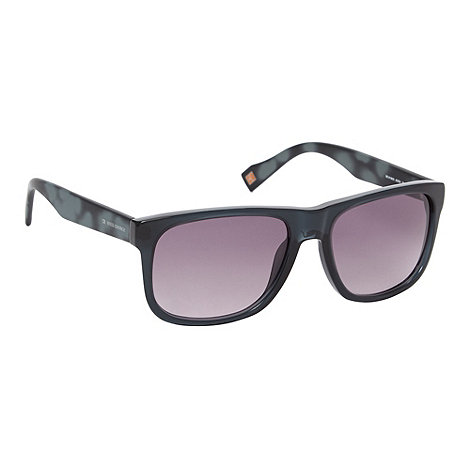 Boss Orange - Black classic square sunglasses