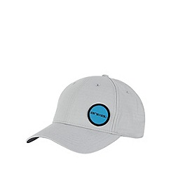 Animal - Light grey logo applique cap