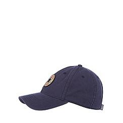 Converse - Navy 'Chuck Taylor' patch baseball cap