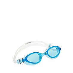 Speedo - Blue 'Futura One' swimming goggles