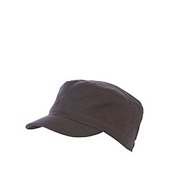 Red Herring - Grey train driver hat
