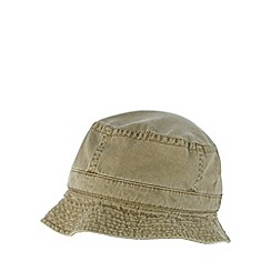 Maine New England - Natural bucket hat