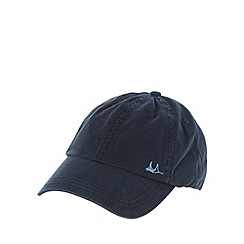 Mantaray - Navy washed baseball cap