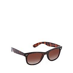 Red Herring - Classic d frame tortoiseshell sunglasses
